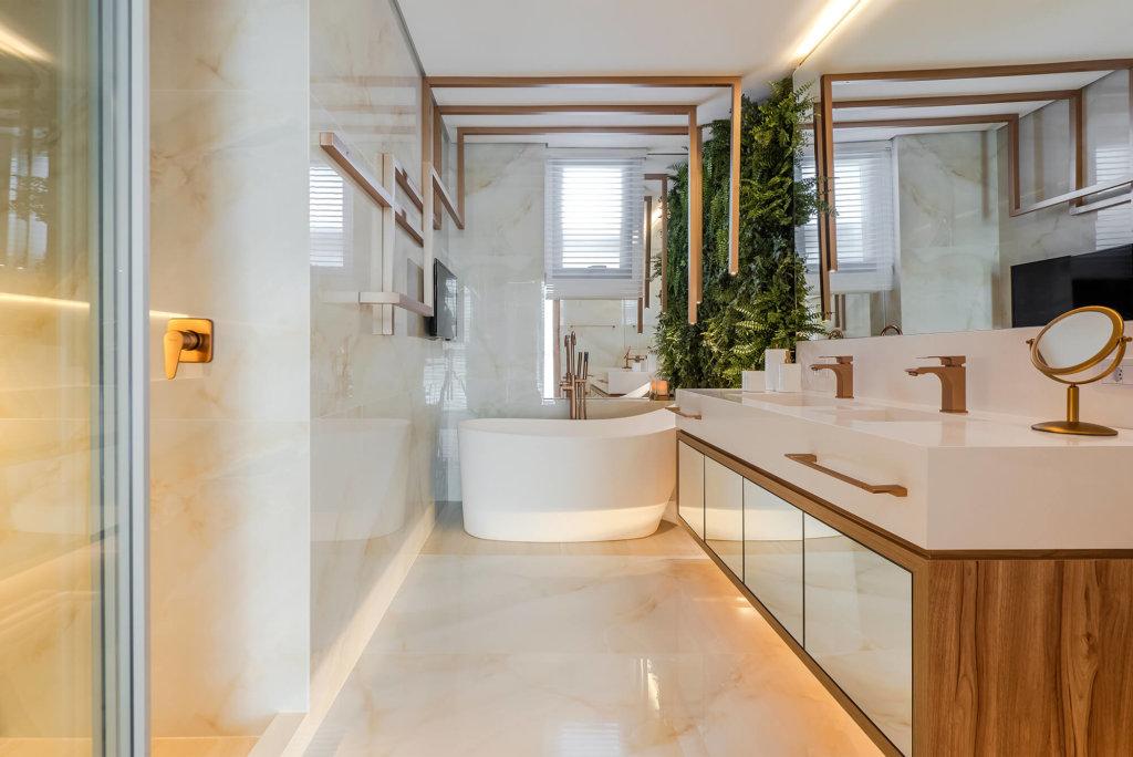 Banheiro Com Cuba Dupla Formaris